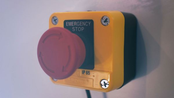 MQTT enabled Emergency Button