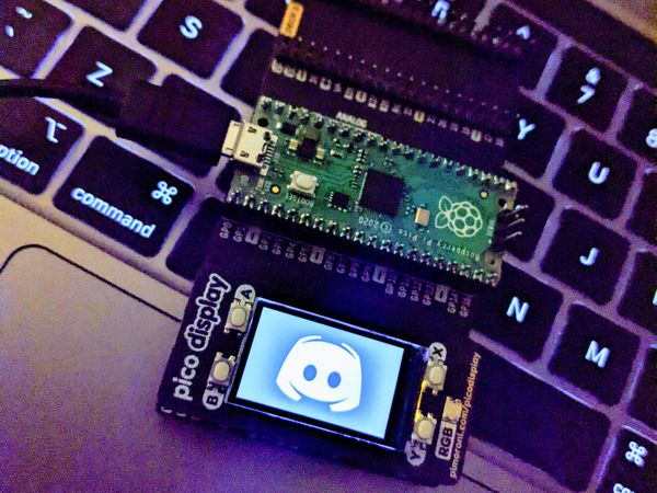 Rendering Images on the Pimoroni Pico Display